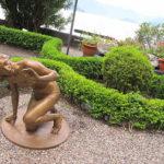 GIUSEPPE MOZZANICA – SCULTURE E DISEGNI Villa Monastero – Varenna (LC)
